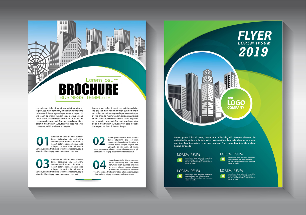 Ideas y ejemplos de flyers originales